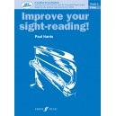 Harris, Paul - Improve your sight-reading! Piano Grade One
