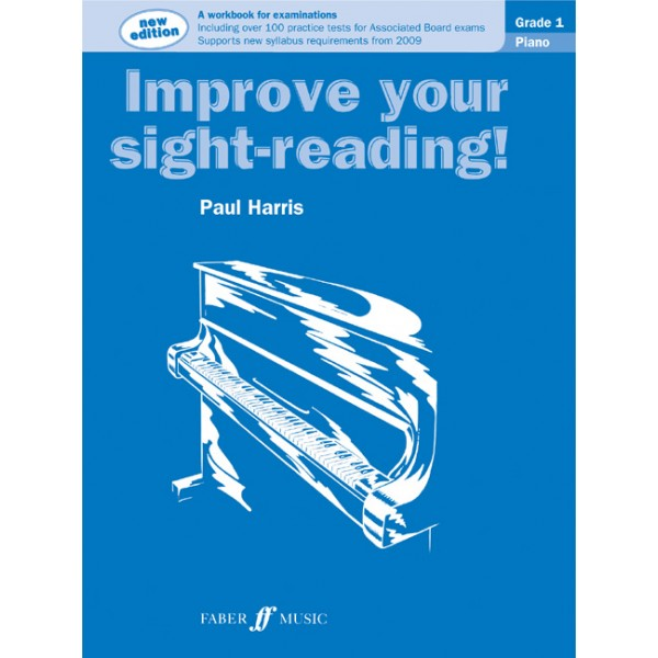 Harris, Paul - Improve your sight-reading! Piano 1 NEW!