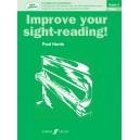 Harris, Paul - Improve your sight-reading! Piano Grade Two