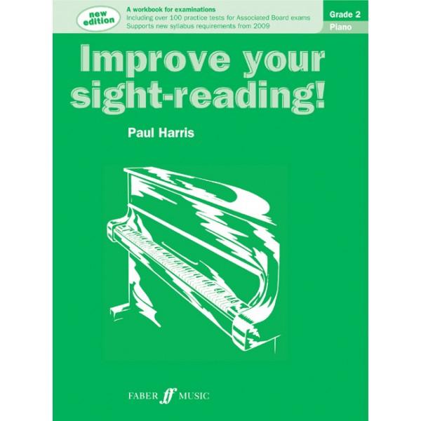 Harris, Paul - Improve your sight-reading! Piano 2 NEW!