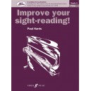 Harris, Paul - Improve your sight-reading! Piano Grade Four
