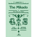 Sullivan, Arthur - Mikado, The (libretto) Gilbert and Sullivan