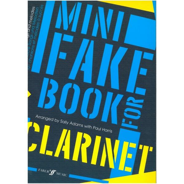Adams, Sally - Mini Fake Book for Clarinet