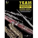 Duckett, R - Team Woodwind. Clarinet (with CD)