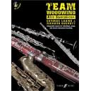 Duckett, R - Team Woodwind. Alto Saxophone (with CD)