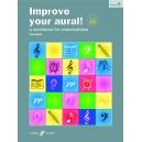 Harris, Paul - Improve your aural! Grade 6 (book/CD)