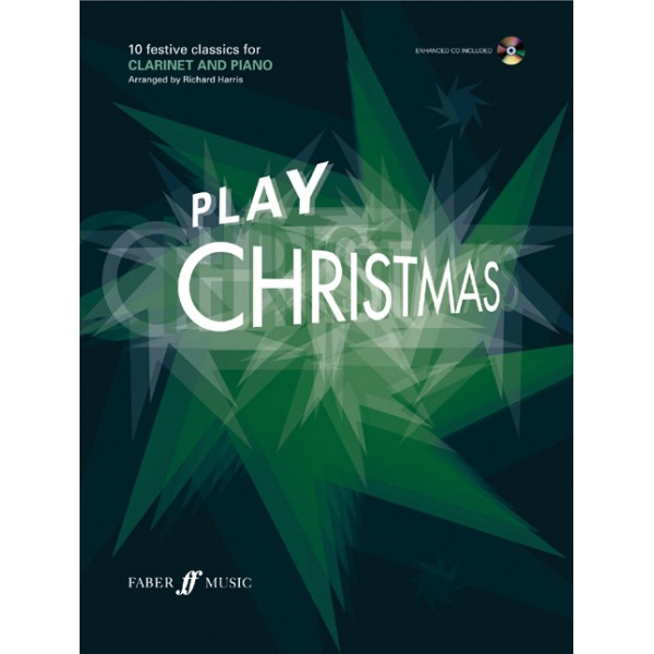 Harris, Richard (arranger) - Play Christmas (clarinet/ECD)