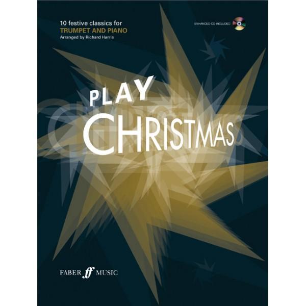 Harris, Richard (arranger) - Play Christmas (trumpet/ECD)