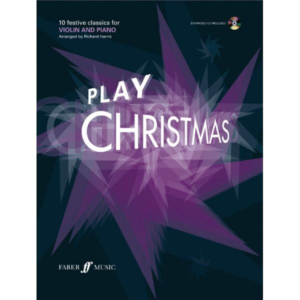 Harris, Richard (arranger) - Play Christmas (violin/ECD)