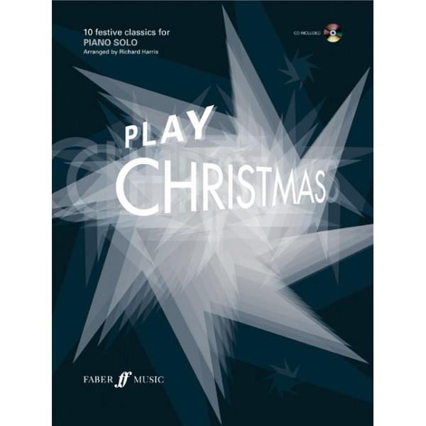 Harris, Richard (arranger) - Play Christmas (piano/CD)