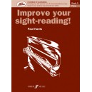 Harris, Paul - Improve your sight-reading! Piano Grade Five