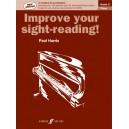 Harris, Paul - Improve your sight-reading! Piano Grade Five