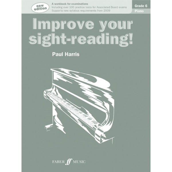 Harris, Paul - Improve your sight-reading! Piano 6 NEW!