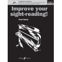 Harris, Paul - Improve your sight-reading! Piano Grade Eight