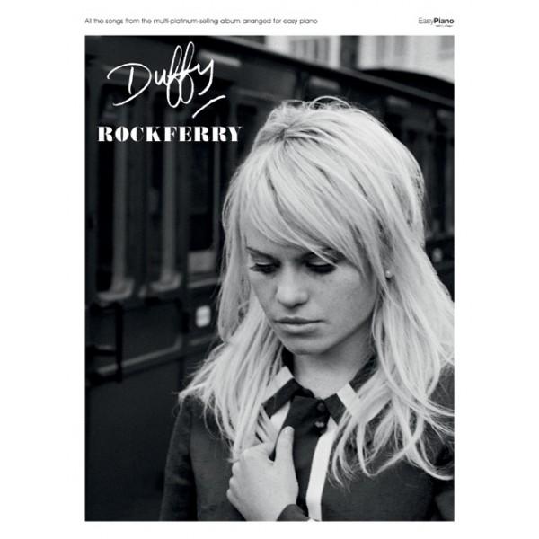 Duffy - Rockferry (easy piano/vocal)
