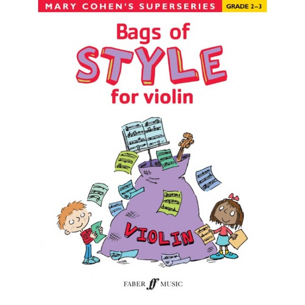 Cohen, Mary - Bags of Style for violin