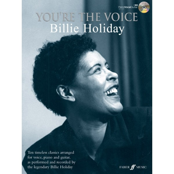 Holiday, Billie - Youre the Voice: Billie Holiday (PVG/CD