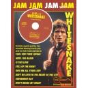 Whitesnake - Jam with Whitesnake (GTAB/CD)