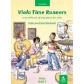 Viola Time Runners (book + audio) - Blackwell, Kathy & David