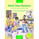 Viola Time Runners (book + CD) - Blackwell, Kathy & David