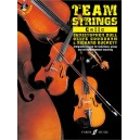 Duckett, Bull - Team Strings. Cello (with CD)