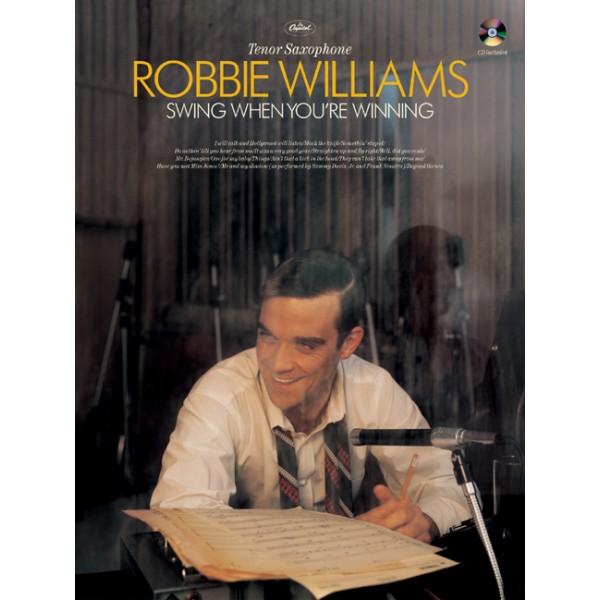 Williams, Robbie - Swing When Youre Winning (tensax/CD)