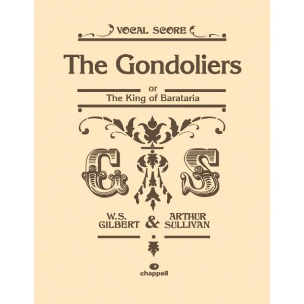 Gilbert, W - Gondoliers (vocal score)