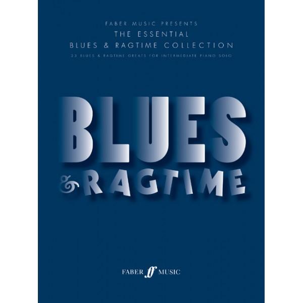 Harris, Richard (arranger) - Essential Blues & Ragtimes, The (piano)