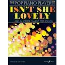 Kember, John (arranger) - Isnt She Lovely: Pop Piano Player (+CD)