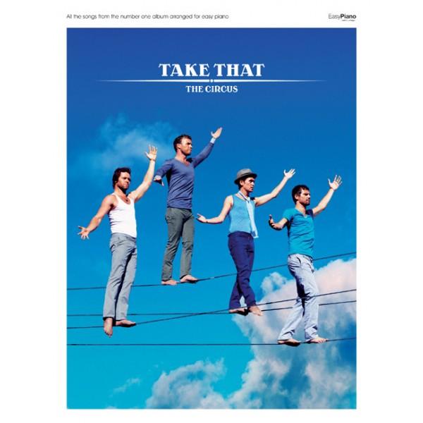 Take That - Circus, The (easy piano)