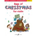 Cohen, Mary - Bags of Christmas for violin