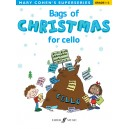 Cohen, Mary - Bags of Christmas for cello