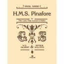 Sullivan, Arthur - HMS Pinafore (vocal score) Gilbert and Sullivan