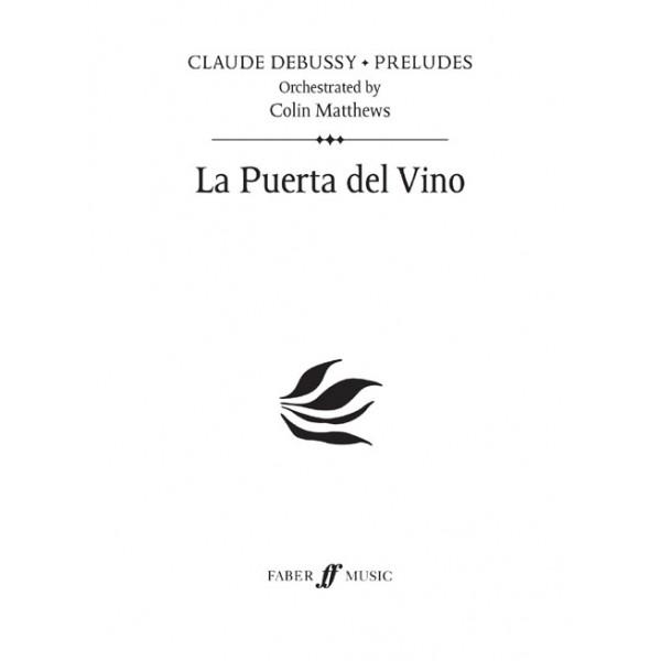 Debussy, C (arr.Matthews,C) - La Puerta del Vino (Prelude 12)
