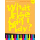 Various - What else can I play? Piano Prep Grade