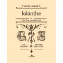 Gilbert, W - Iolanthe (vocal score)