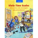 Viola Time Scales - Pieces, puzzles, scales, and arpeggios  - Blackwell, Kathy  Blackwell, David