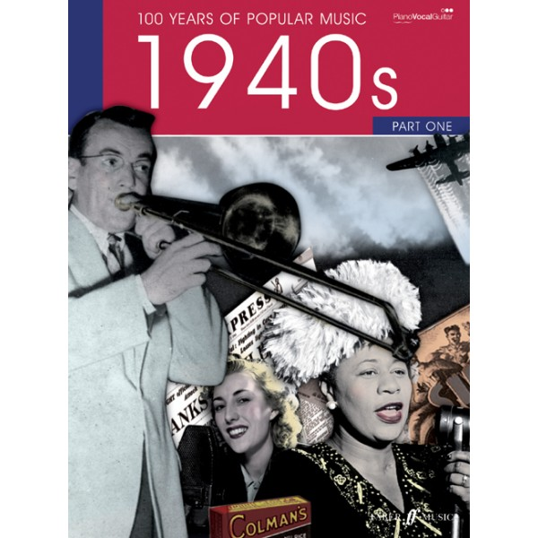 Various - 100 Years of Popular Music 40s Vol.1 PVG
