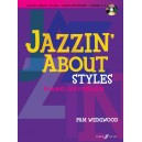 Wedgwood, Pam - Jazzin About Styles (piano/CD)