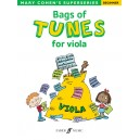 Cohen, Mary - Bags of Tunes for viola