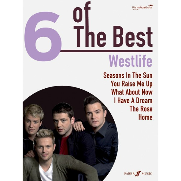 Westlife - 6 of the Best: Westlife (PVG)