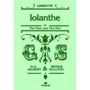 Gilbert, W - Iolanthe (libretto)