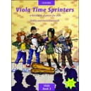 Viola Time Sprinters (book + CD)