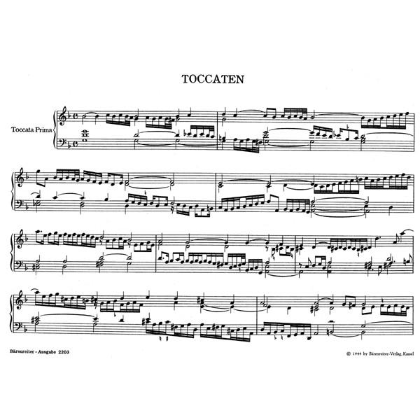 Frescobaldi G. - Organ and Piano Works, Vol. 3: Toccatas, Partitas, Correntes, etc.