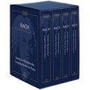 Bach J.S. - Complete Piano Works. 4 Volume Study Score Edition (Urtext).