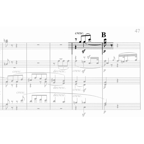 Beethoven L. van - Symphonies 1 - 9, complete (Urtext) (ed. Del Mar).