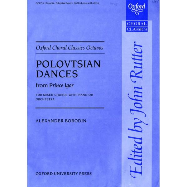 Polovtsian Dances from         Prince Igor - Borodin, Alexander