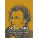 Schubert F. - Easy Piano Pieces and Dances (Urtext).