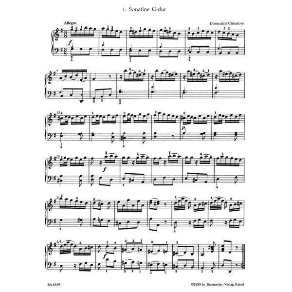 Various Composers - Baerenreiter Sonatina Album, Vol.2.