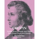Chopin F. - Easy Piano Pieces and Dances.